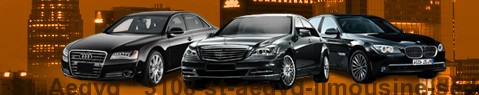 Limousine St. Aegyd | car with driver | Limousine Center Österreich