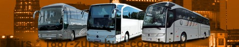 Autocar (Autobus) Zürs | location | Limousine Center Österreich