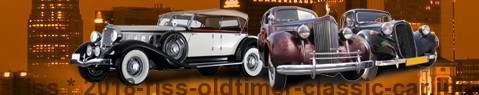 Vintage car Fiss | classic car hire | Limousine Center Österreich