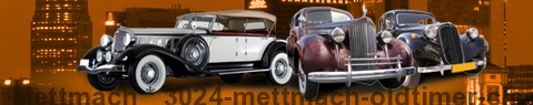 Vintage car Mettmach | classic car hire | Limousine Center Österreich