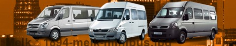 Minibus Melk | location | Limousine Center Österreich