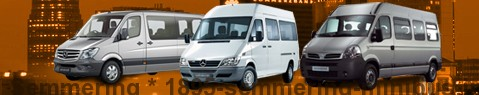 Minibus Semmering | location | Limousine Center Österreich