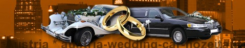 Wedding Cars  | Wedding limousine | Limousine Center Österreich