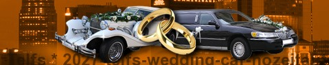 Wedding Cars Telfs | Wedding limousine | Limousine Center Österreich