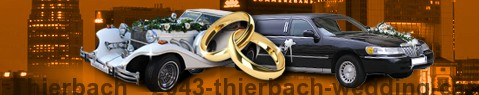 Wedding Cars Thierbach | Wedding limousine | Limousine Center Österreich