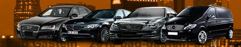 Chauffer Service Bad Gastein | Limousine Center Österreich