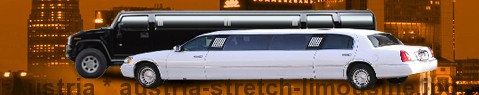Stretch Limousine  | location limousine | Limousine Center Österreich