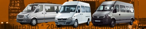 Minibus Thierbach | location | Limousine Center Österreich