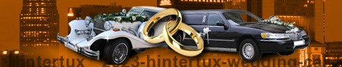 Wedding Cars Hintertux | Wedding limousine | Limousine Center Österreich