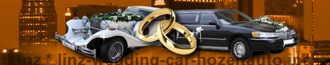Wedding Cars Linz | Wedding limousine | Limousine Center Österreich